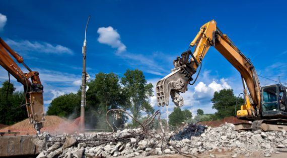 Industrial & Commercial Demolition
