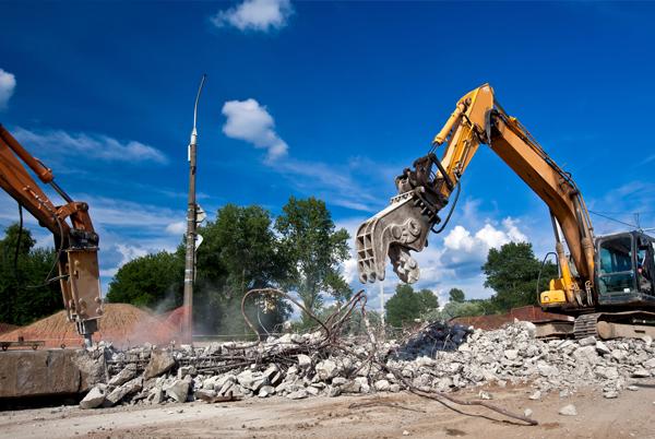 Industrial & Commercial Demolition