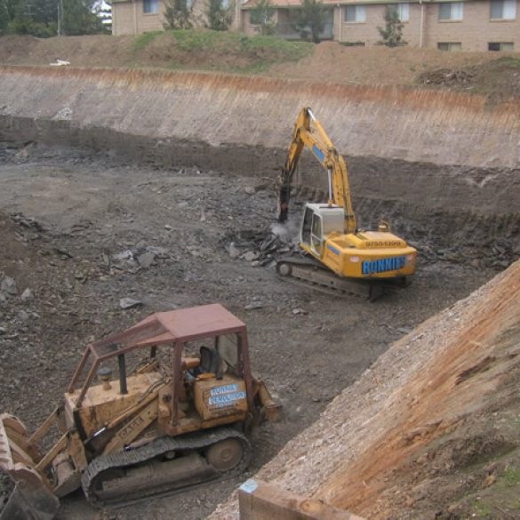 Carlingford – Excavation and Demolition