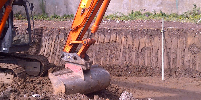 Bulk Excavation & Compaction