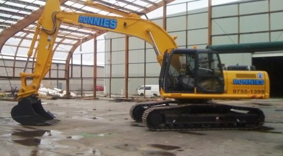 Plant and Equipment Hire
