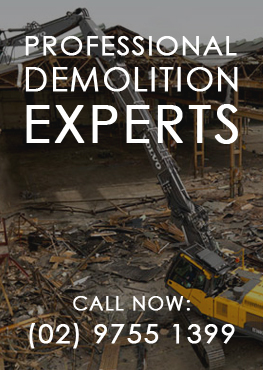 Professional Demolition Experts